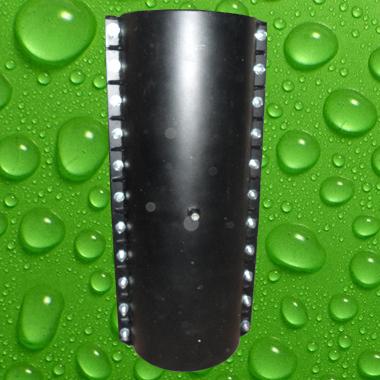 绿色管道矢量图
